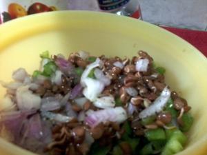 horse gram salad1